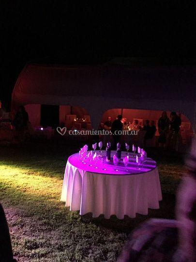 Quinta - carpa catering