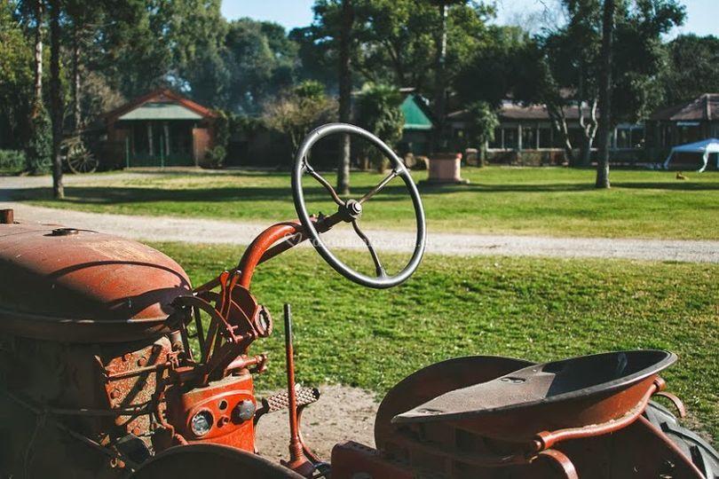 Tractor de los recuerdos