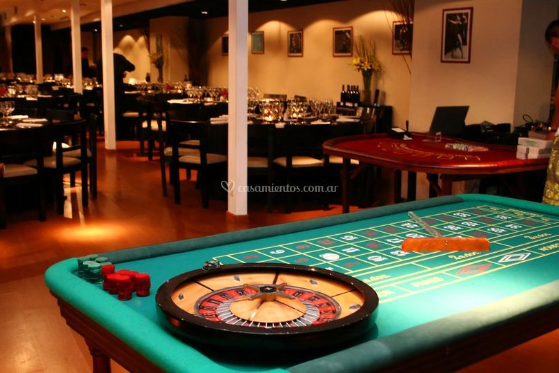 Ambientación casino