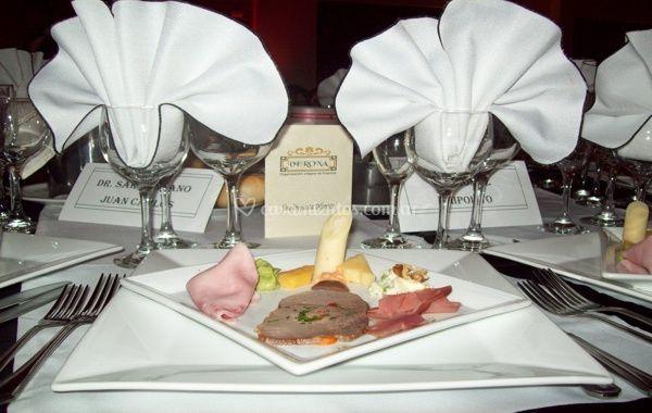 Presentación de plato