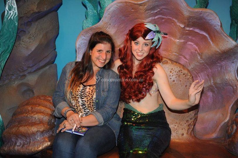 Con Ariel