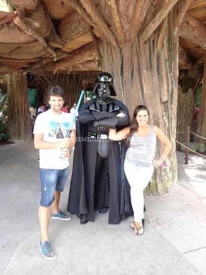 Con Darth Vader
