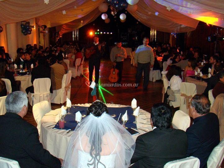 Casamiento Salón Española