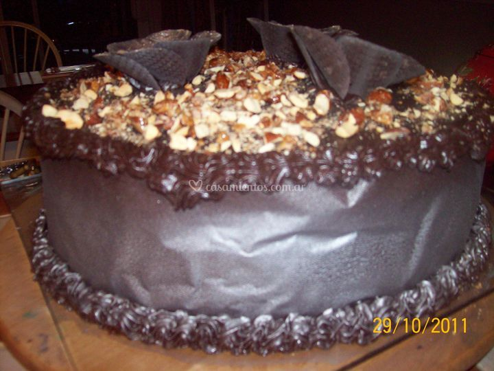 Chocolate y praline
