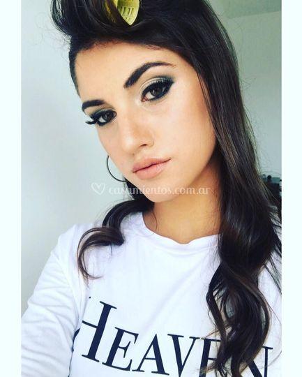 Makeup para Valen
