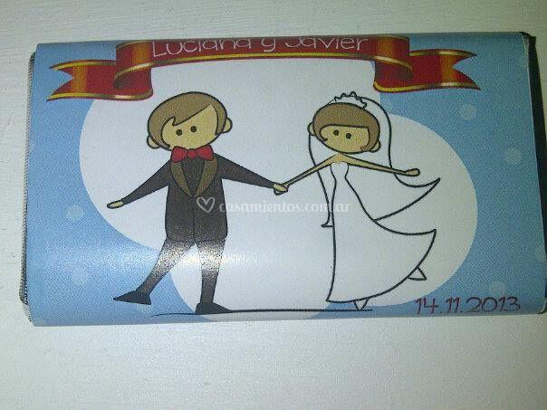 Souvenirs casamiento