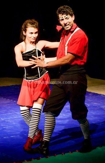 Baile y coreografía