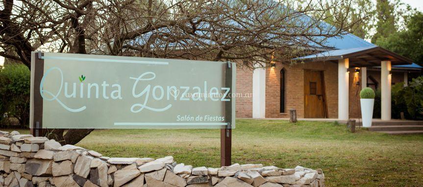 Quinta González