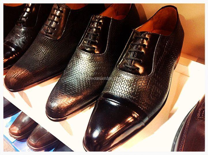 Colección shoes de Tenor