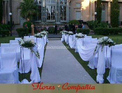 Flores y Compañía Ambientaciones