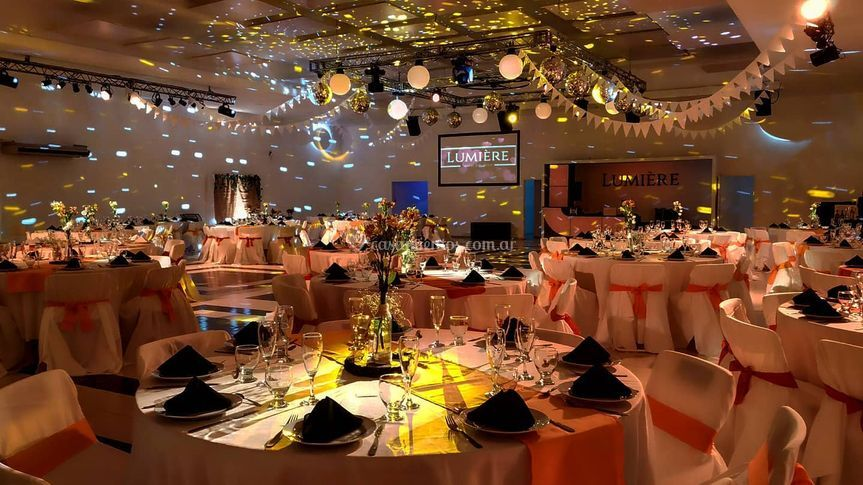 Lumiere Fiestas & Eventos