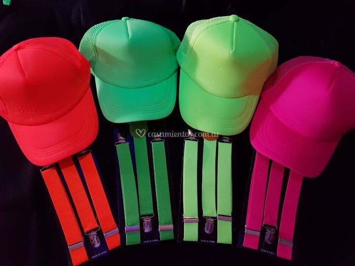 Set trucker fluo