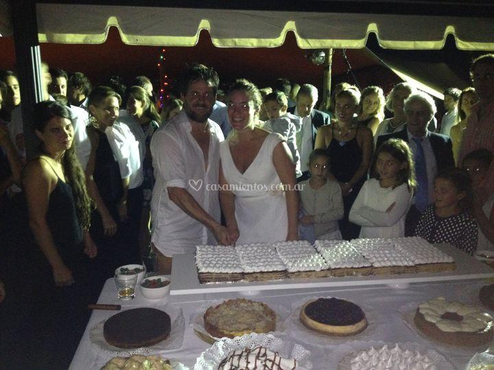 Casamiento para 450 personas