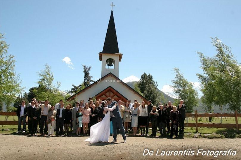 Postal de boda