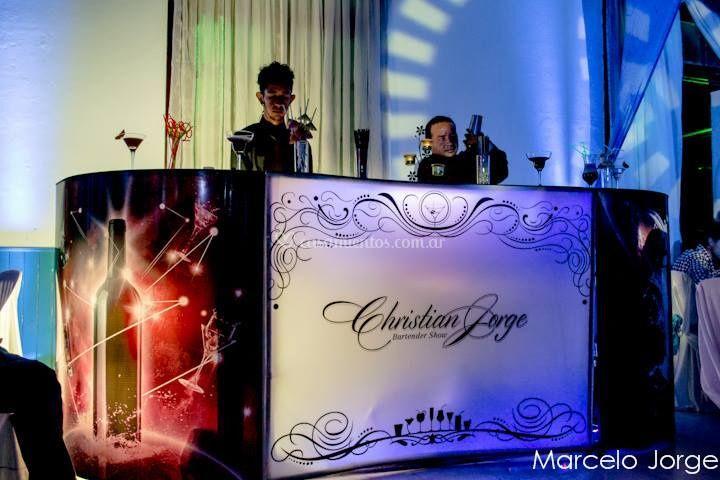 Christian Jorge Bartender