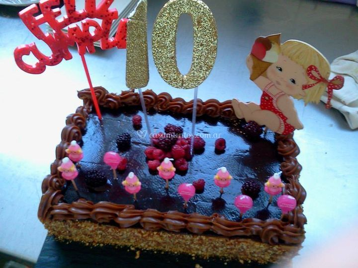 Choco torta