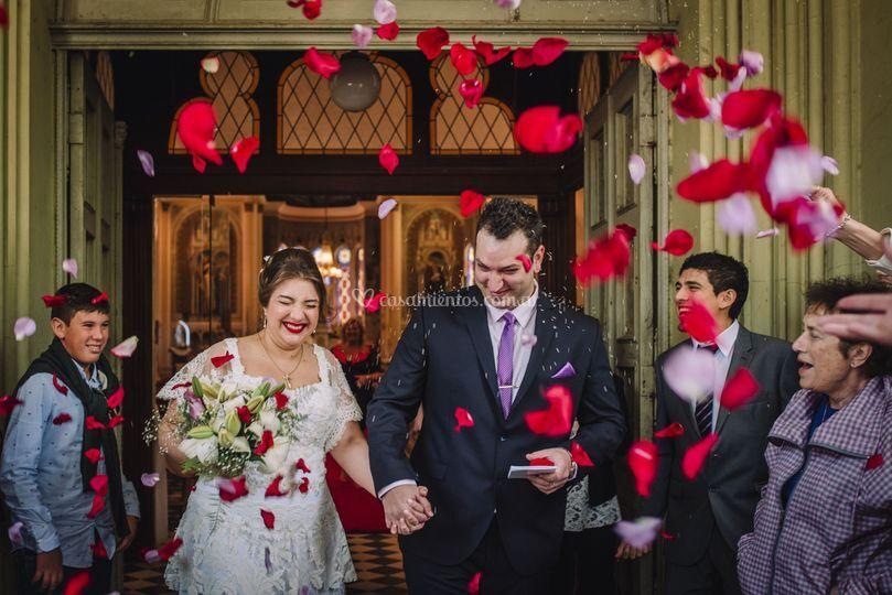 Julieta y Cristian de Yamilet Villafuerte Photography