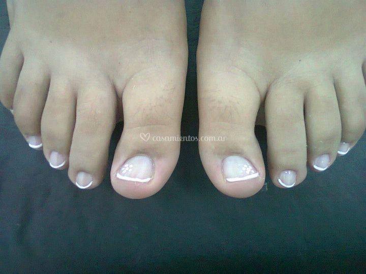 Belleza de pies