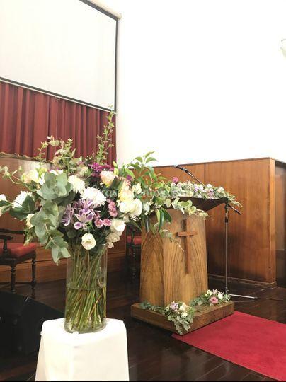 Ambientación en iglesias