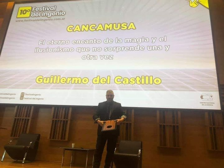 Guillermo del Castillo