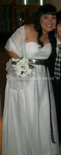 Alquiler de vestidos de novia san carlos