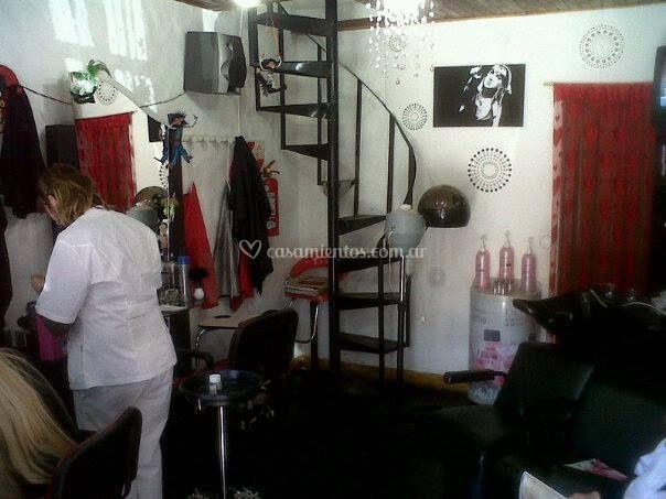 Sector peluquería