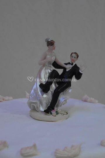 Decoración de casamiento