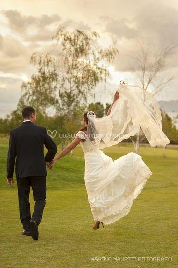Casamiento Sol y Caco