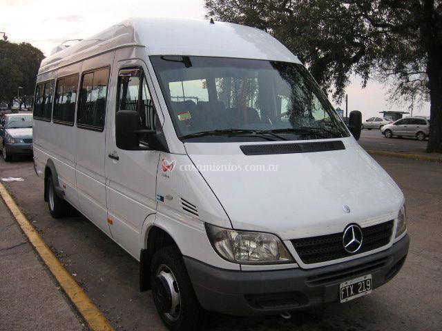 Minibus 15 pasajeros