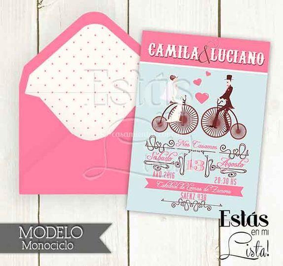 Modelo Monociclos
