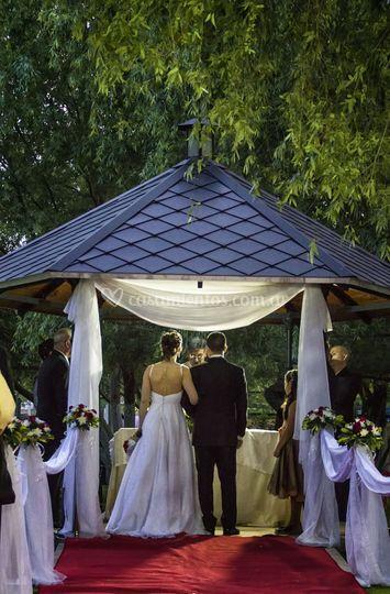 Altar para ceremonias