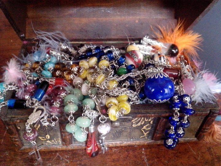 Souvenir cristal murano