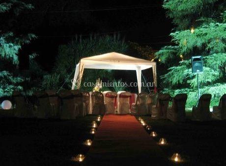 Ceremonia nocturna