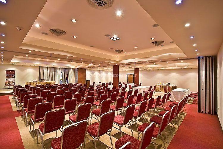 Salón Guacarary presentado en auditorio