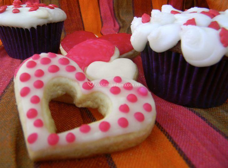 Galletitas y muffins