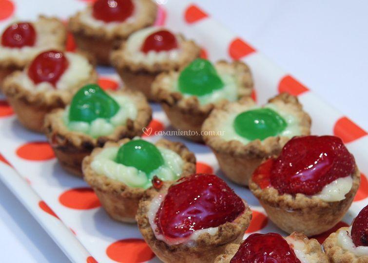 Tarteletas dulces