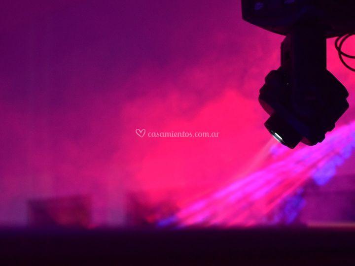 Iluminación robotica