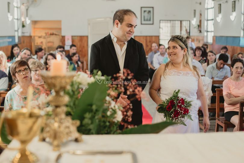 Casamiento por iglesia