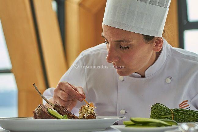 Chef Julieta Marmorato