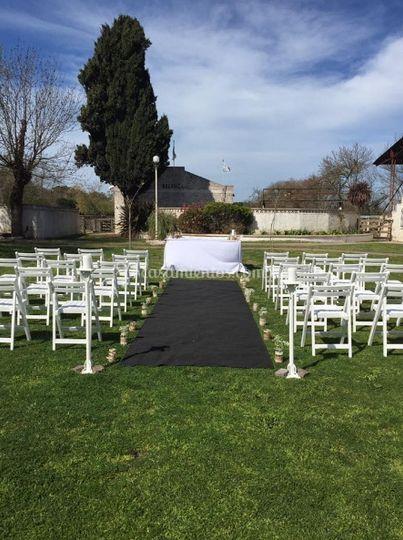 Espacios para casamientos