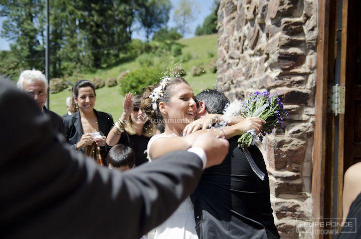 Ceremonia de Felipe Ponce Fotografía