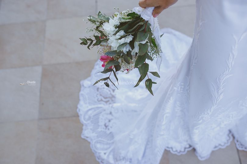 Bouquet para novias