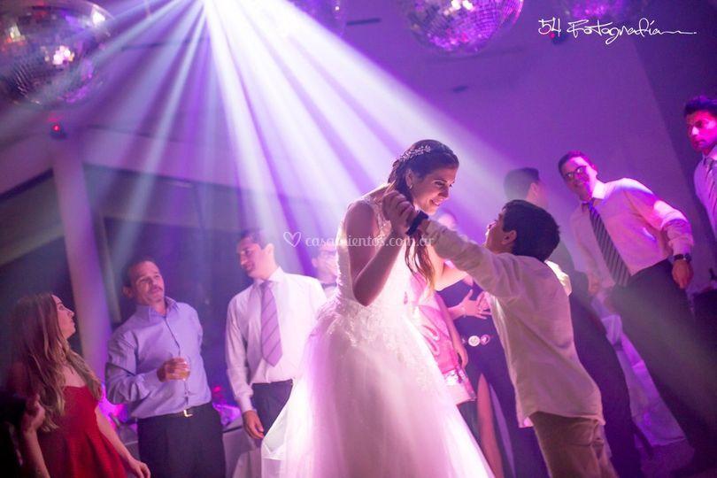 La novia y su hermano