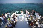 Casamiento en un barco