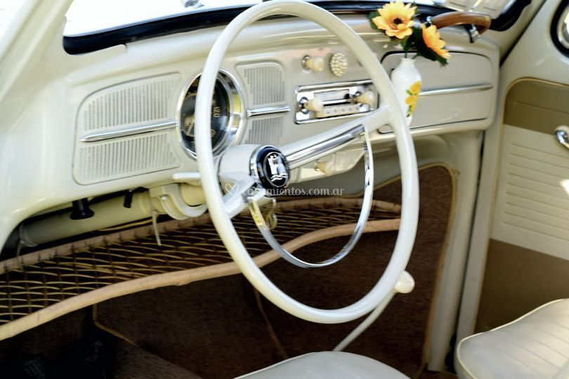 Interior bettle 1960