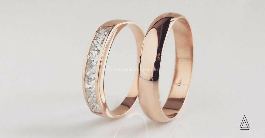 Set 1/2 italaina + anillo