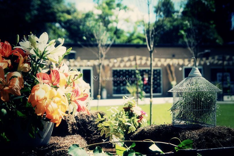 Casamiento Flor y Martin