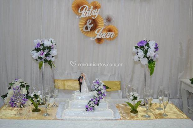 Recepciones de casamiento
