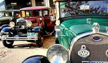 Los Autos Antiguos