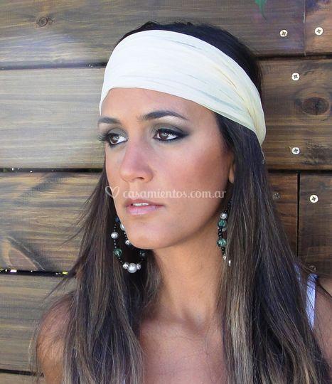 Make up angulo externo